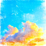 Grunge sky background Royalty Free Stock Photo
