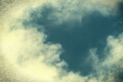 Grunge sky background vintage colour Royalty Free Stock Images