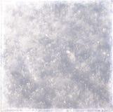 Grunge snow texture Stock Image