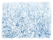 Grunge snow texture. Grunge texture of snow on the ground Royalty Free Stock Image