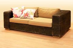 Grunge sofa Royalty Free Stock Images