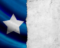 Grunge Somalia flag Stock Photos