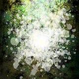 Grunge splash background. Abstract grunge dark background with white stains splashed Stock Images
