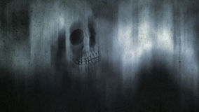 Grunge spooky halloween background Stock Photo
