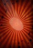 Grunge spot Light. Ed red background Royalty Free Stock Image