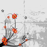 Grunge Spring Background Royalty Free Stock Photos