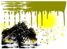 Grunge Spritzen-Hintergrund Lizenzfreies Stockfoto