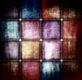Grunge square background Royalty Free Stock Photos
