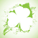 Grunge St. Patrick Day background,  Stock Photography