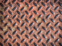 Grunge Stahlhintergrund Stockbild