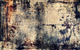 Grunge and stained background. A grungy and stained background design royalty free stock photos