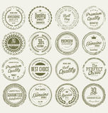 Grunge stamp Premium Quality Vector collection Royalty Free Stock Image