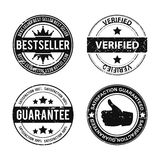 Grunge Stamp Royalty Free Stock Images