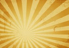 Grunge star burst background Royalty Free Stock Photos