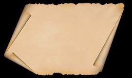 grunge stary papier Zdjęcia Stock