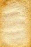 Grunge stary papierowy tło Zdjęcia Stock