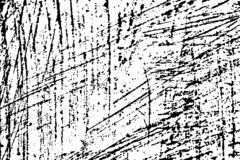 Grunge stedelijke textuur van gekraste muur vector illustratie
