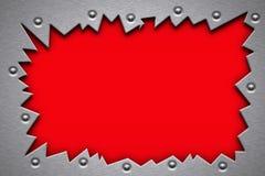 Grunge steel Stock Photo