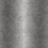 Grunge steel metallic plate Stock Photography