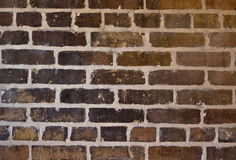 Grunge stile brick wall Royalty Free Stock Photography