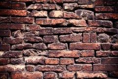Grunge stile of brick wall Royalty Free Stock Photo