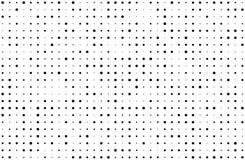 Grunge stippelde bckground met cirkels, punten, richt verschillende grootte, schaal Halftone patroon Stock Foto