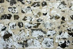 Grunge stone wall. Grunge wall from old stones Royalty Free Stock Image