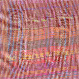 Grunge striped and checkered weave cloth background Royalty Free Stock Photos