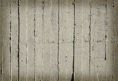 Grunge striped concrete wall textured Royalty Free Stock Images