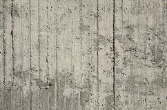 Grunge striped concrete wall textured Stock Photos