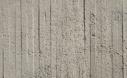 Grunge striped concrete wall textured Royalty Free Stock Photos