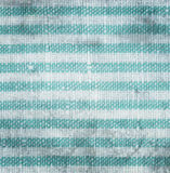 Grunge striped fabric texture Stock Photography