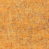 Grunge striped stockinet background in orange colors Royalty Free Stock Images