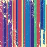 Grunge stripes. Illustration, vintage background Stock Image