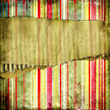Grunge stripes Stock Images