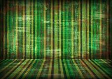 Grunge stripes Raum Stockbild
