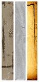 Grunge stripes Stock Image