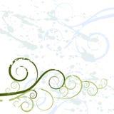 Grunge Strudel-Hintergrund-Beschaffenheit Lizenzfreie Stockbilder