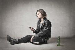 Grunge style Stock Image