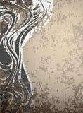 Grunge style background. Grunge styled ornamented background Royalty Free Stock Image