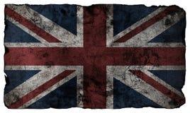 Grunge style British flag Royalty Free Stock Photography