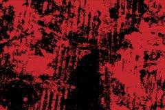 Grunge Halloween background with blood splats Stock Photo