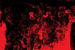 Grunge Halloween background with blood splats. Grunge style Halloween background with blood splats vector illustration