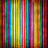 Grunge style: painted lines with stains Royalty Free Stock Image