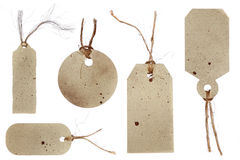 Free Grunge Style Tags For Gifts, Price, Or Scrapbookin Royalty Free Stock Images - 5931559