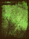 Grunge Style Winter background Stock Photos