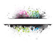 Grunge stylish banners Stock Photo