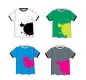 Grunge stylish t-shirt design Royalty Free Stock Photography