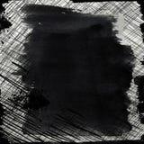Grunge stylu retro rama dla twój projektów Obraz Stock