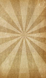 Grunge sun rays background. On old paper sheet Royalty Free Stock Photo